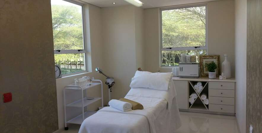 Skin Renewal Umhlanga treatment room