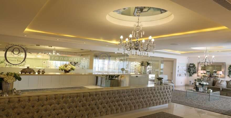 Skin Renewal Fourways main reception