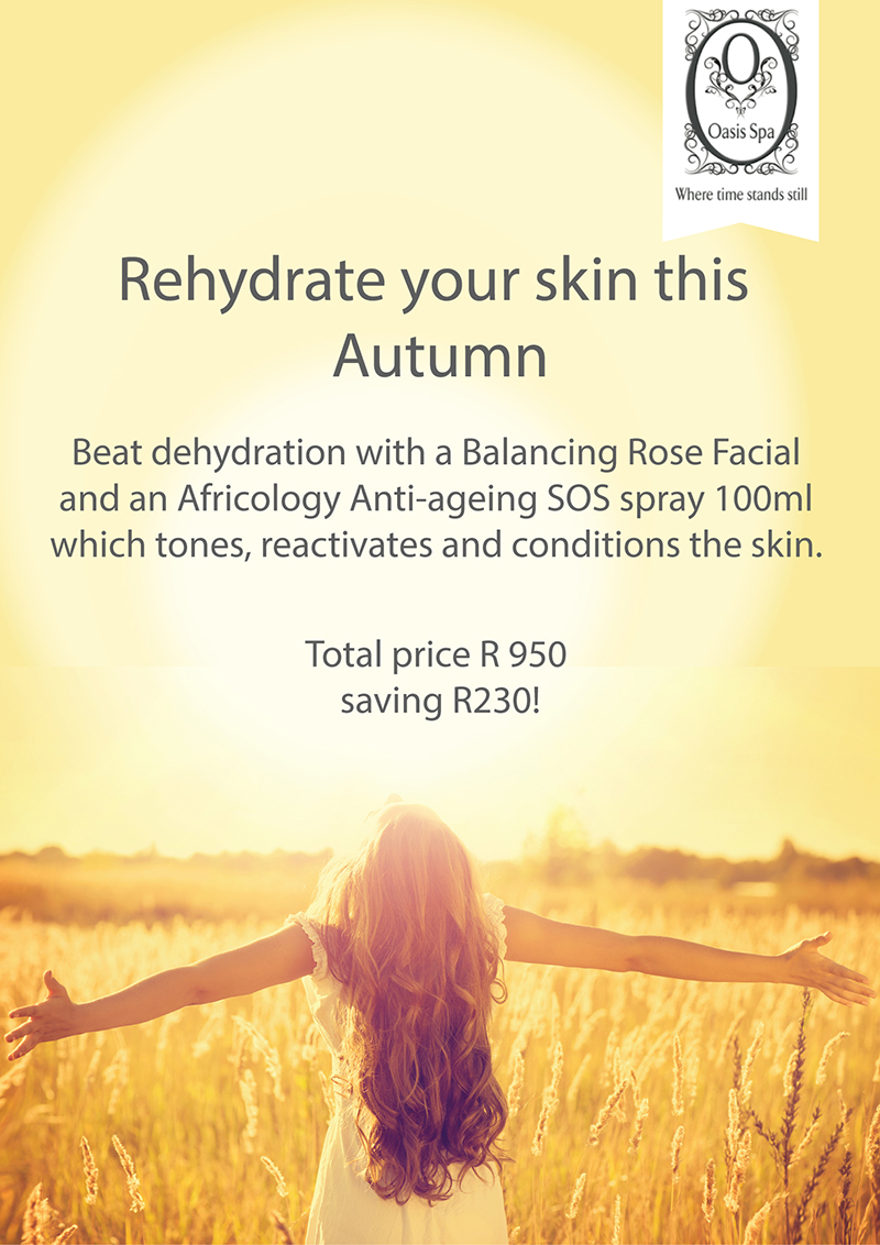 Rehydrate Autumn Promotion Skin Renewal